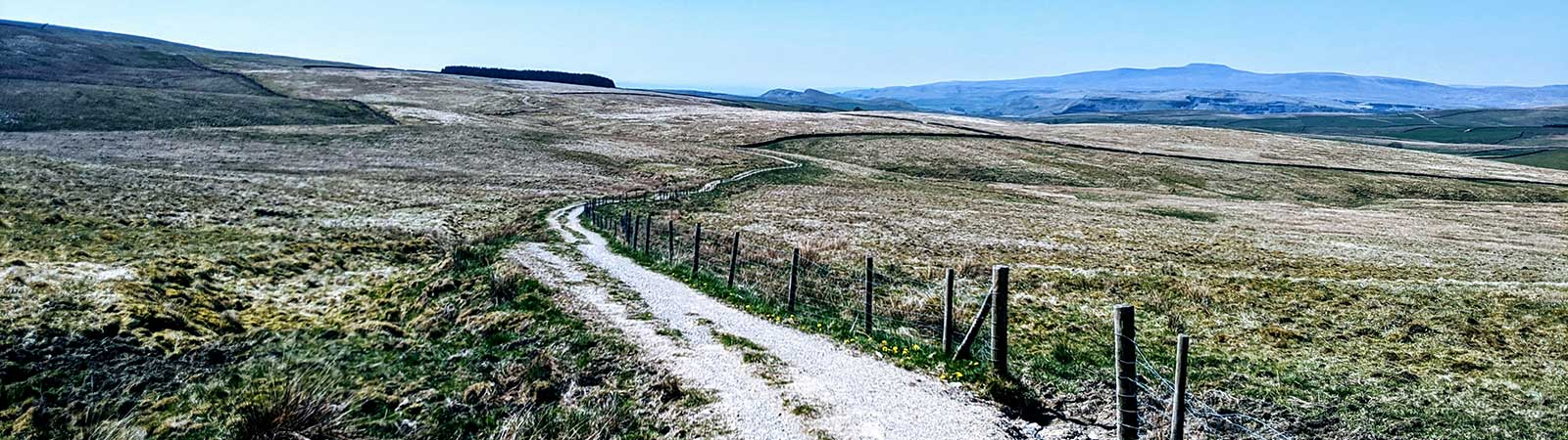 The Settle Loop Pennine Bridleway Bike Ride