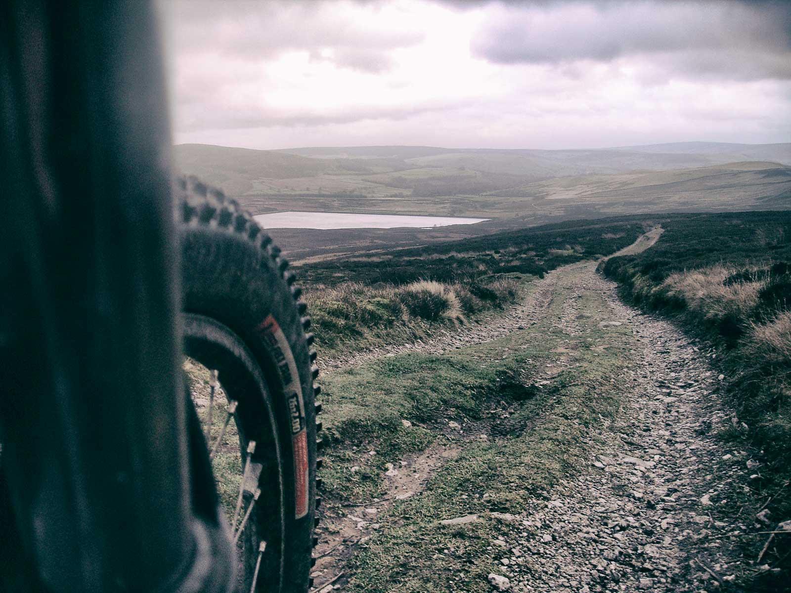 Barden Moor - Barden Fell Bike Route