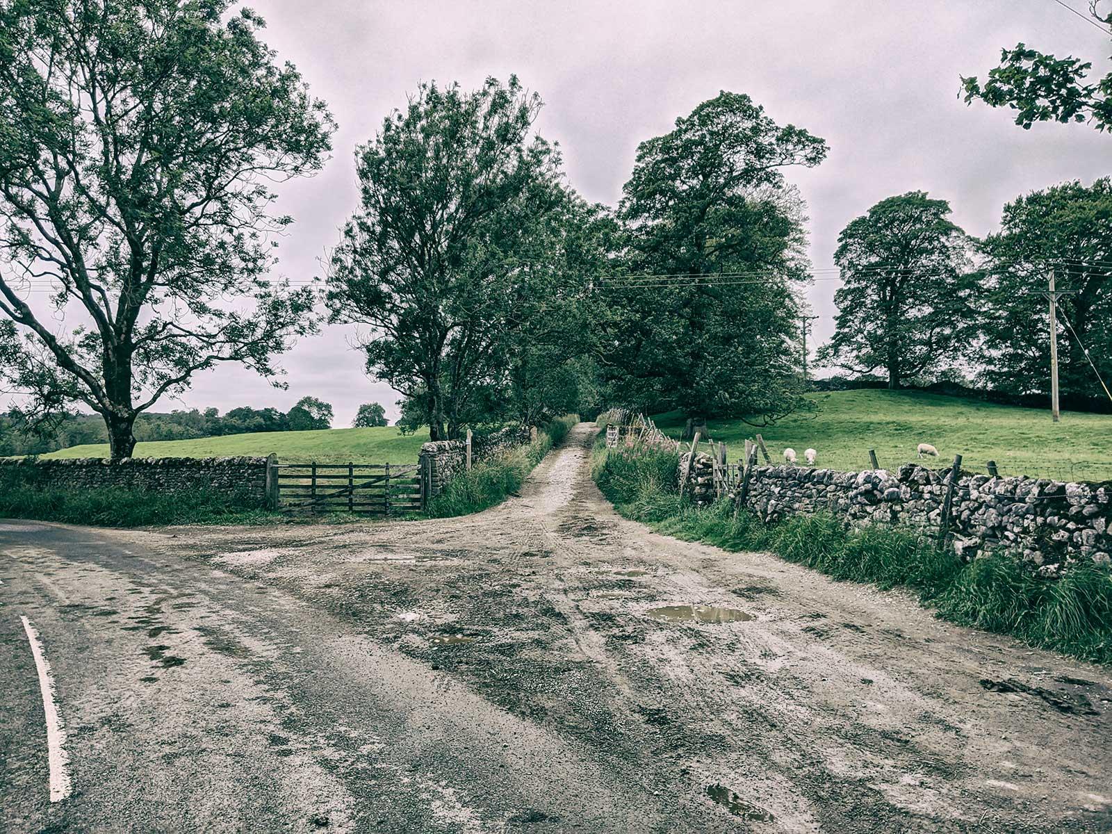 Grassington - Bolton Abbey Bike Route