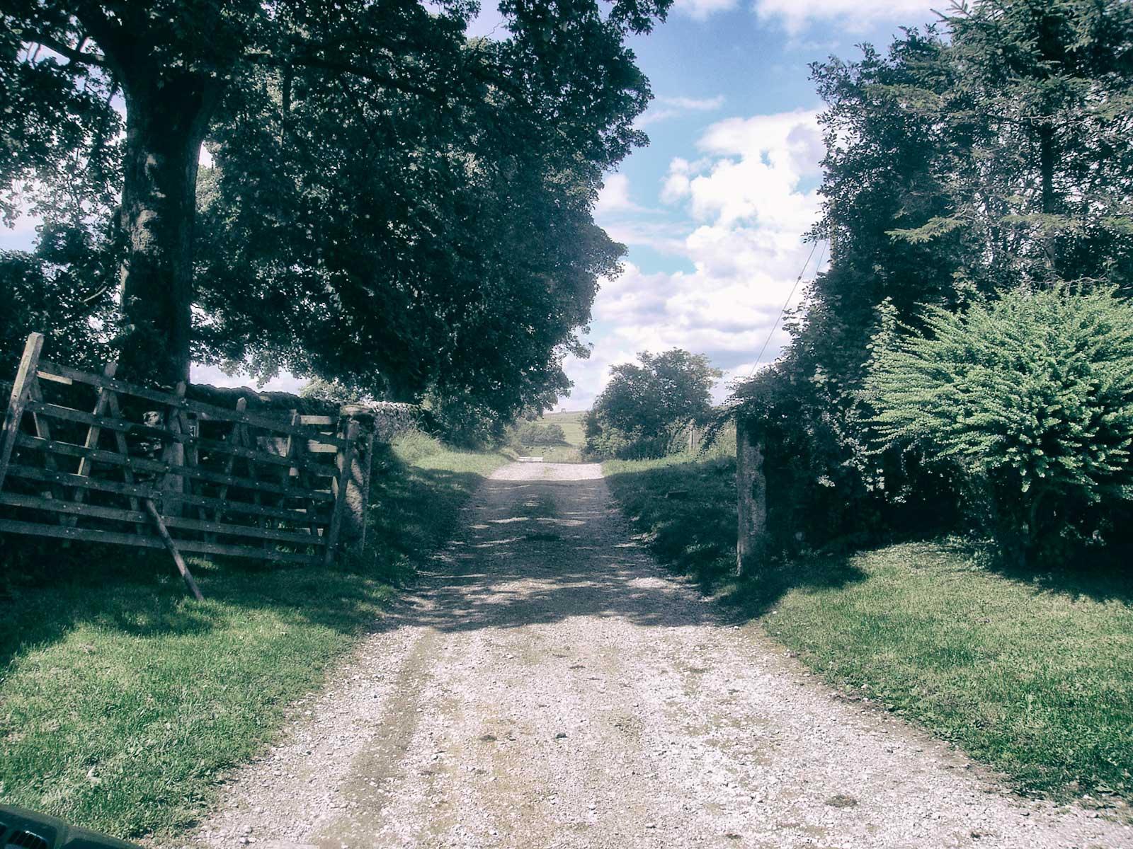 Grassington - Hetton Bike Route