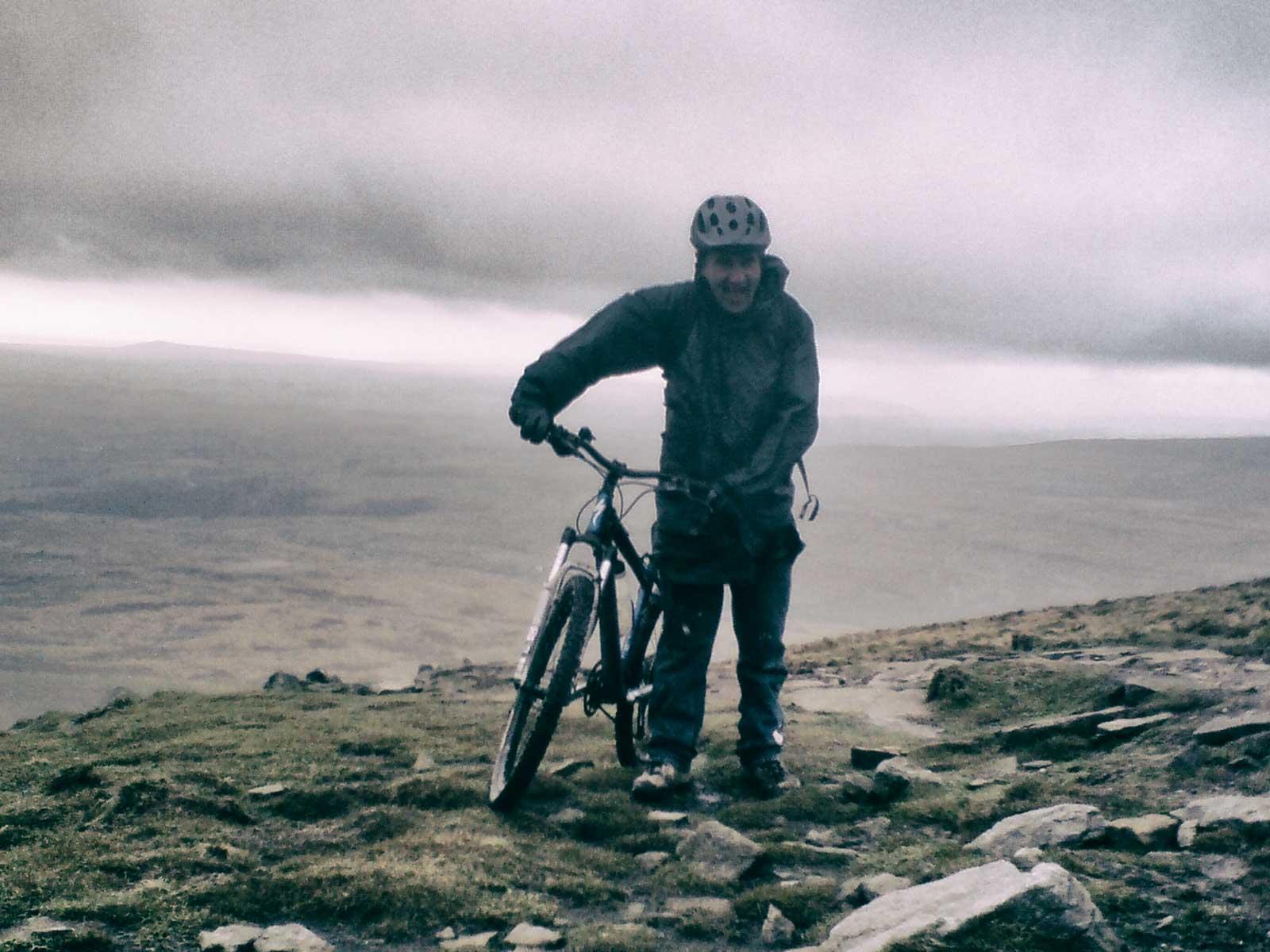 Ingleborough Bike Route