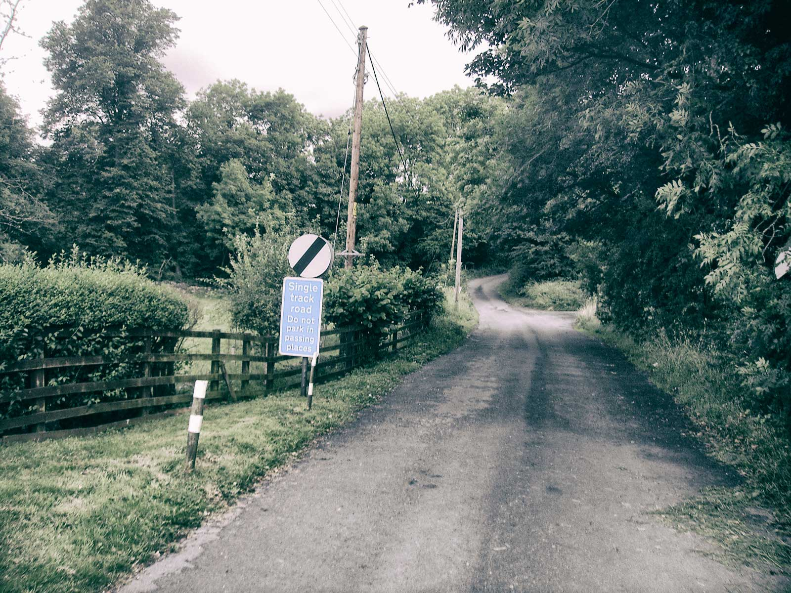 Ingleton - Thornton in Lonsdale Bike Route