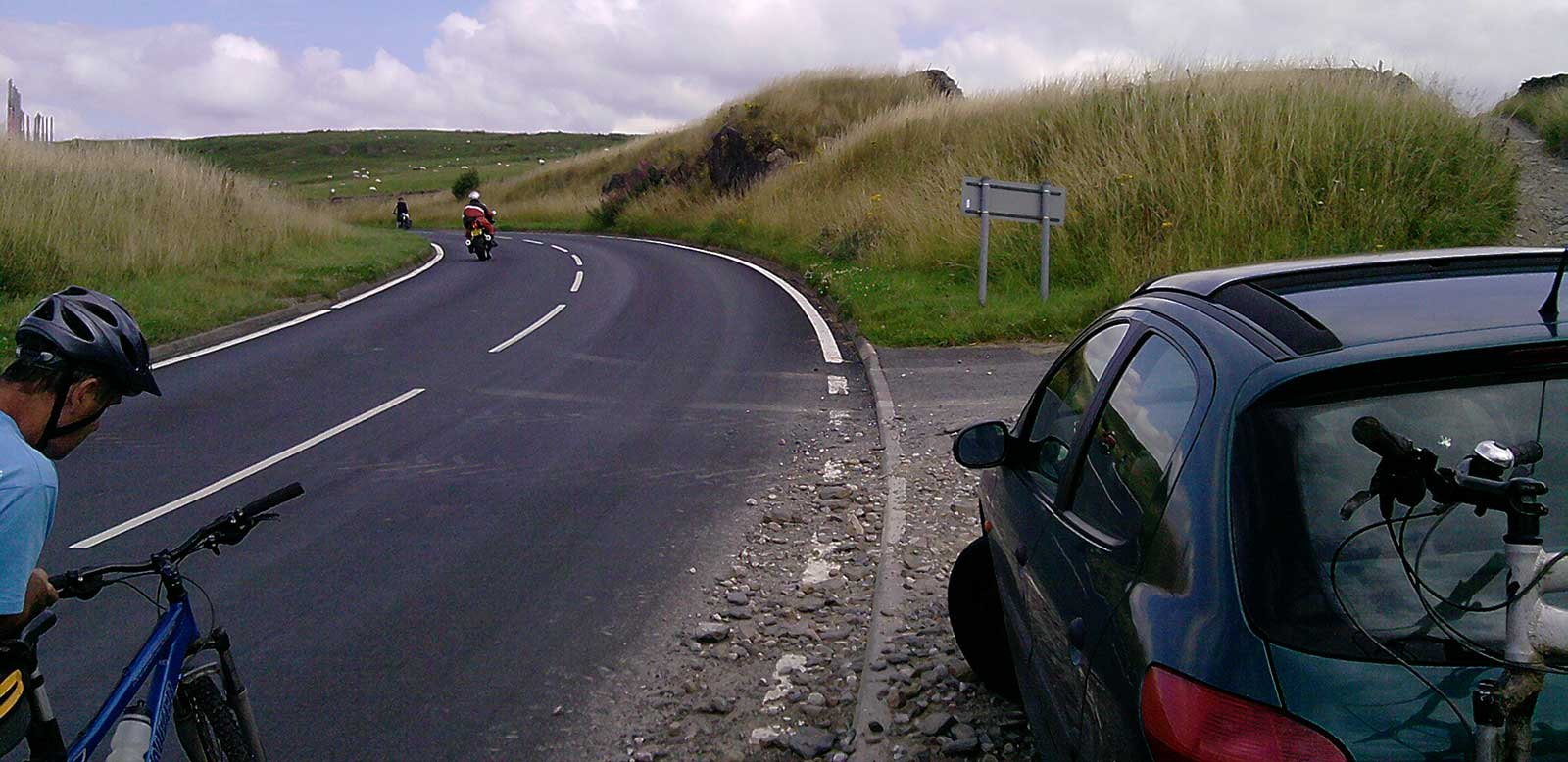 Pen-y-Ghent Bike Route