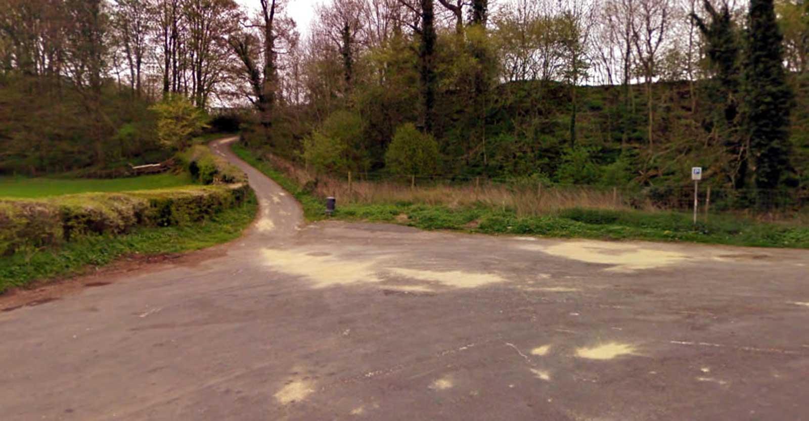 The Devils Bridge Bike Route